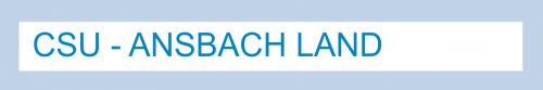 Ansbach Land
