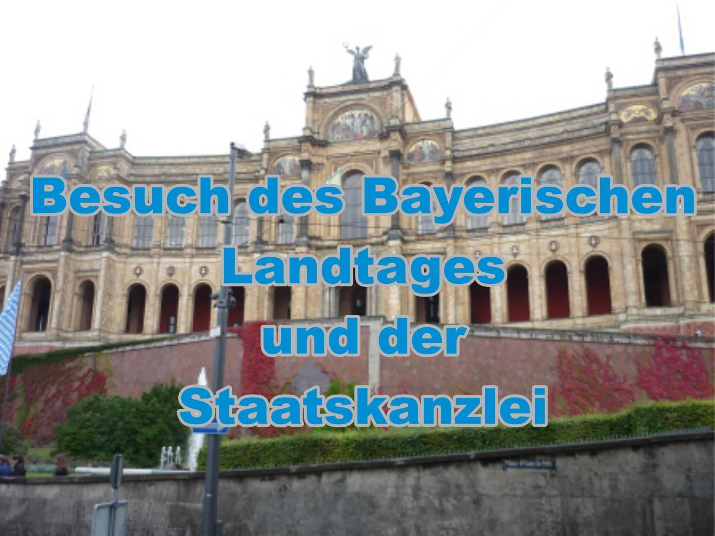 Besuch Landtag