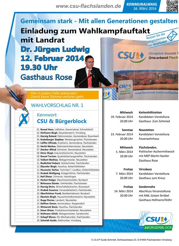 Gemeinde Ludwig kompakt